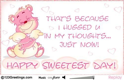 Sweetest Day - This post contains worlds best collection of the Sweetest Day Cards For Him, Quotes, Messages, greetings for celebration. Wish you all a very special Sweetest Day.