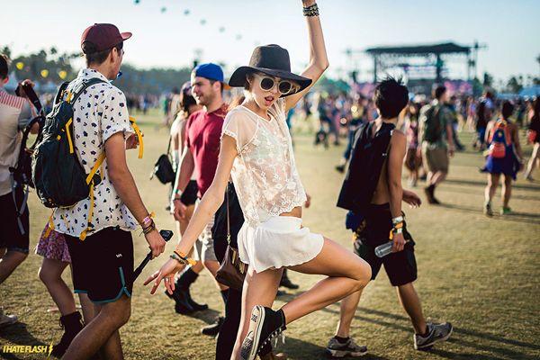 Já tem seu look de festival? Veja o que seu festival favorito diz sobre você! + no link!