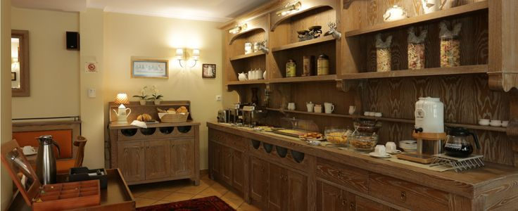 Gamila Rocks Hotel, Aristi, Zagorochoria, breakfast place