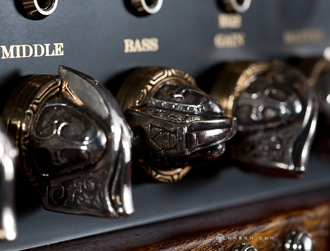 HAEVY Magic Custom Amp Knobs 2 | Guitars & Amplifiers ...