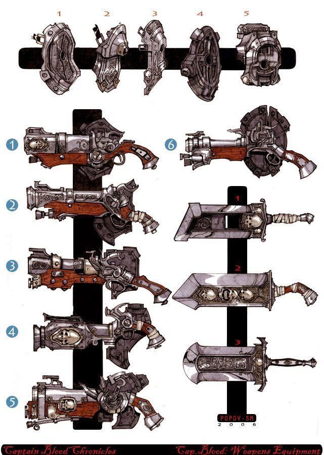 C.B.C weapons 02 by ~Popov-SM on deviantART