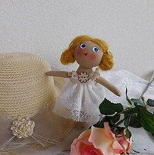Bábiky - Mini bábika Amálka I - 6068223_