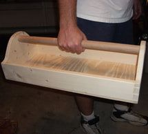Free Woodworking Plans using a Router: Build a Classic Wooden Toolbox