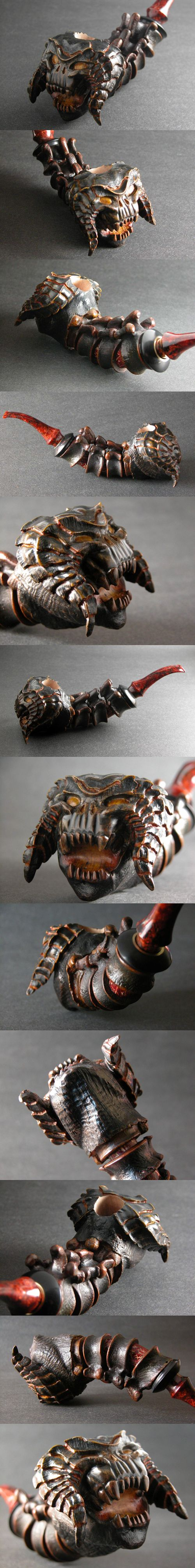 Balrog Pipe @ downiepipes.com