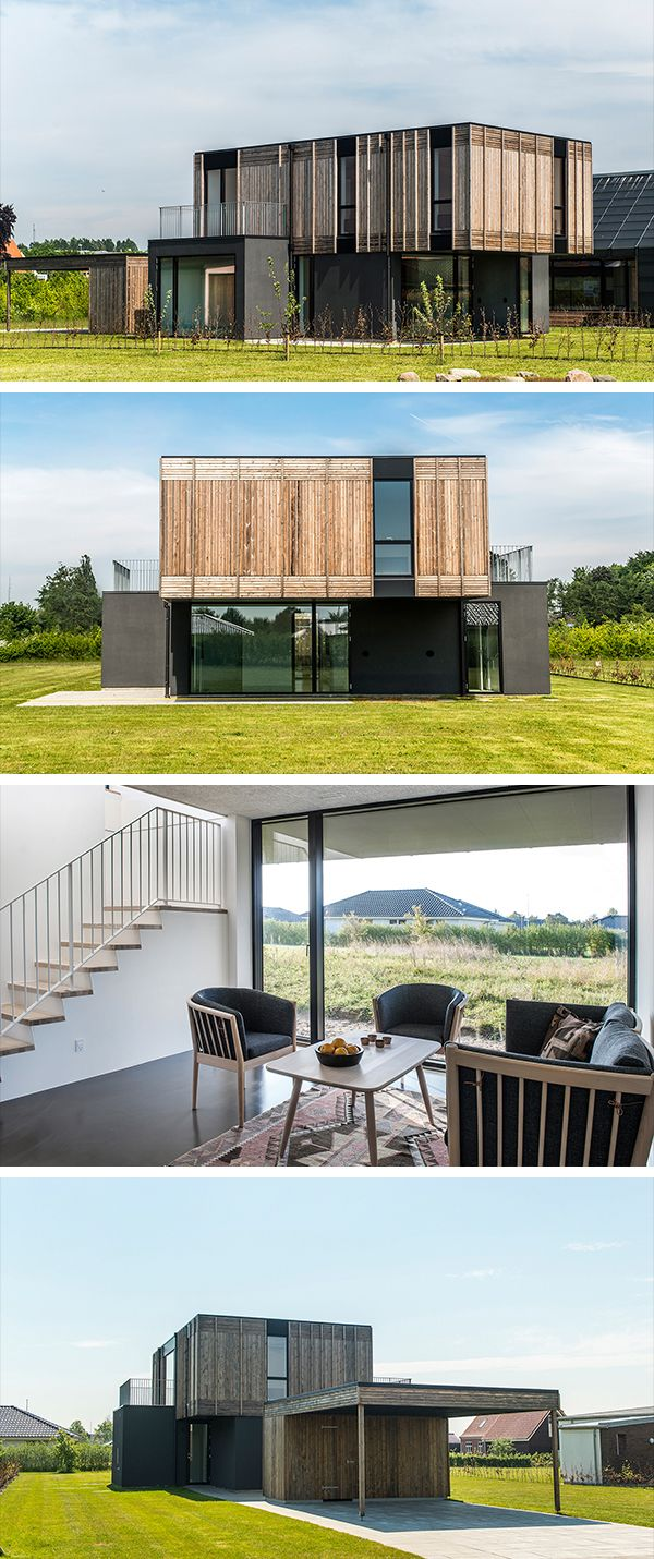 Adaptable House by Henning Larsen Architects in Ny…