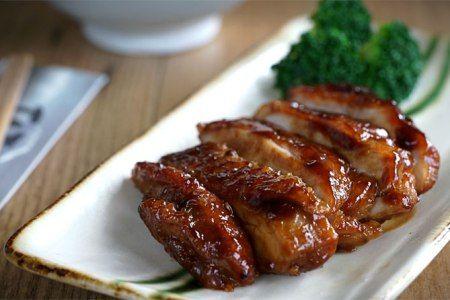 Alitas de pollo picantes (estilo Thai)   Kwan Homsai