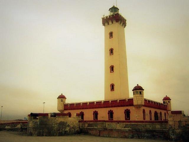 La Serena beach light house | Flickr - Photo Sharing!