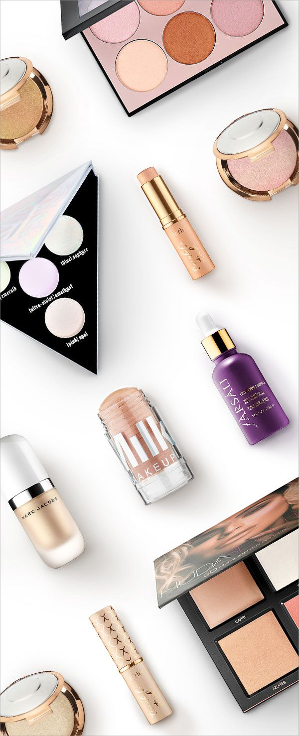 Tips & Tricks: 1. Exfoliate & moisturize to prep skin 2. Start light, then work up to a full-on glow 3. Glow hardest on the highest points of your face
