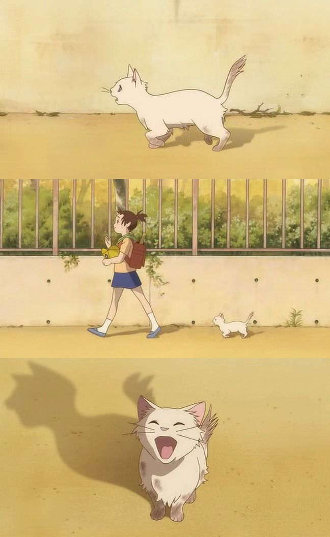Studio Ghibli's The Cat Returns