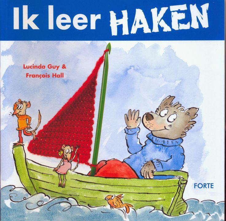 de Haakbaak: Ik leer HAKEN - boekverslag