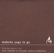A 90 minute Moksha class led by co-founder Jessica Robertson for those times that you can't make it to a studio - $18