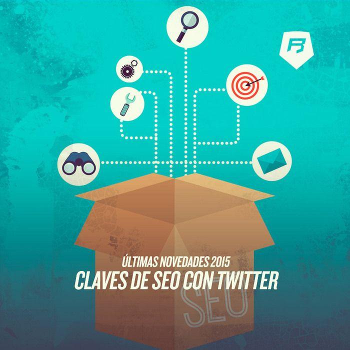 ÚLTIMAS NOVEDADES 2015!! Claves de #SEO con Twitter Conócelas >>> http://seo-rebeldesonline.com/mejorar-seo-con-twitter/