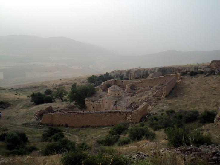 Aparanq monastery, Erzrum, Western Armenia
