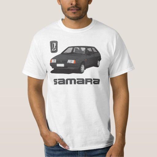 Lada Samara | ВАЗ-2109 | VAZ-2109, DIY, black  #lada #samara #vaz-2109 #sputnik #ВАЗ-2109 #russia #automobile #tshirt #black