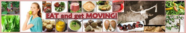 EAT and get MOVING Blog: Includes Recipes Suitable for ACD