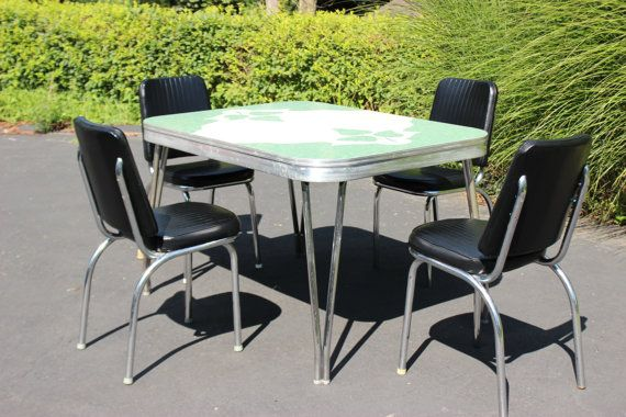 87 Best Images About Vintage Tables On Pinterest Table And Chairs Dining S