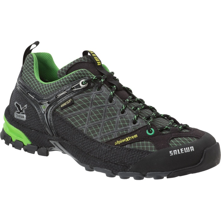 For climbing Kilimanjaro: Salewa Firetail GTX Hiking Shoe