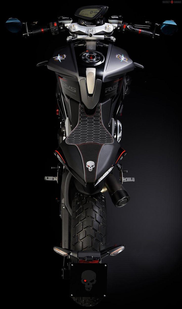 MV AGUSTA RVS #1 - RocketGarage - Cafe Racer Magazine