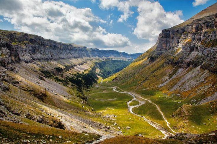 Ordesa y Monte Perdido / Spain