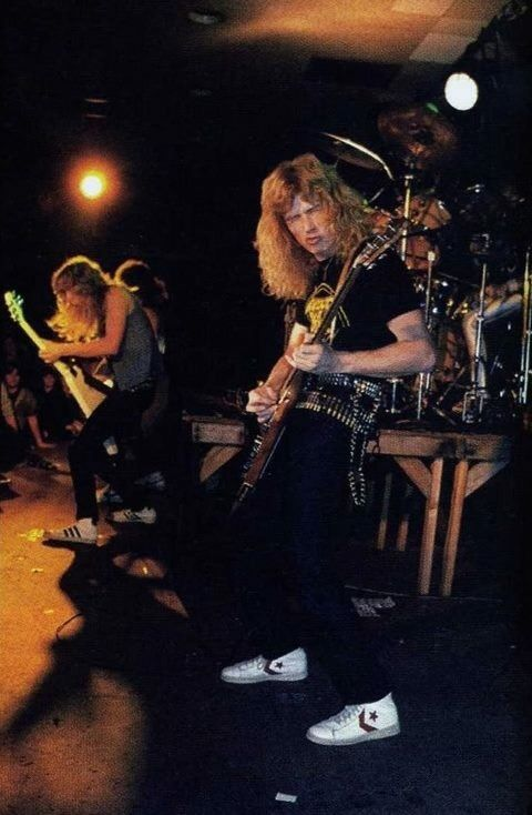 Metallica 1982 live with Dave Mustaine & Ron Mcgovney