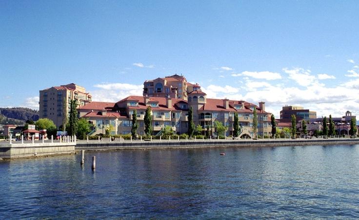 Kelowna Grand Hotel