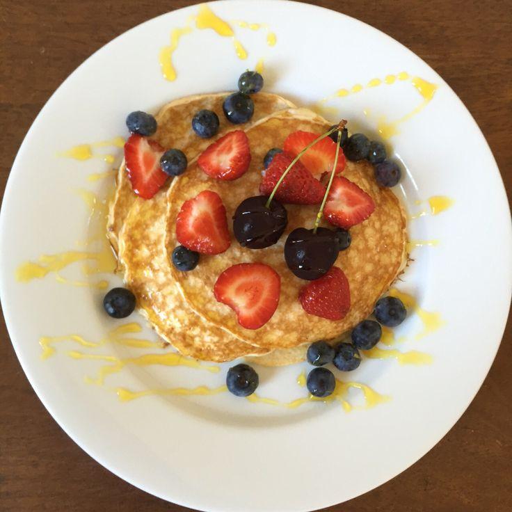 Syn-free pancakes | The Slimming Foodie