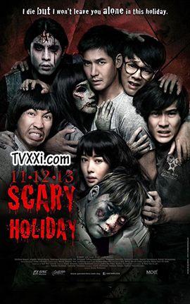 11 12 13 Scary Holiday Tvxxi Film Horror Misteri Thailand Subtitle