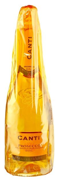 Canti Prosecco - Italian wine brand Canti announced the widespread U.S. availability of Canti Prosecco D.O.C. Millesimato. Distinguished by its beautiful iconic bottle and festive hand-wrapped orange cellophane wrapper, Canti Prosecco combines Italian style, elegance and tradition to deliver a taste of Italy to all those who experience it. Prosecco is the new champagne!