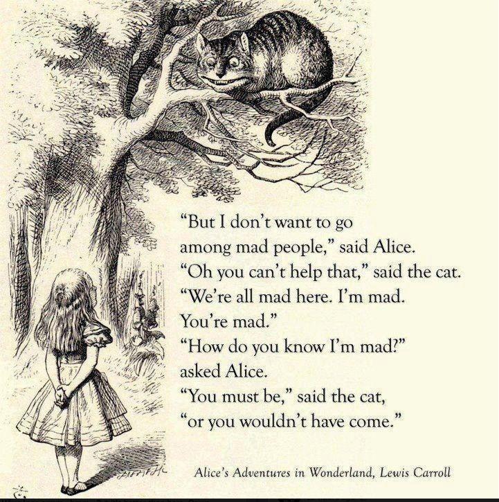 Alice In Wonderland Caterpillar Quotes: Alice In Wonderland Quotes Lewis Carroll