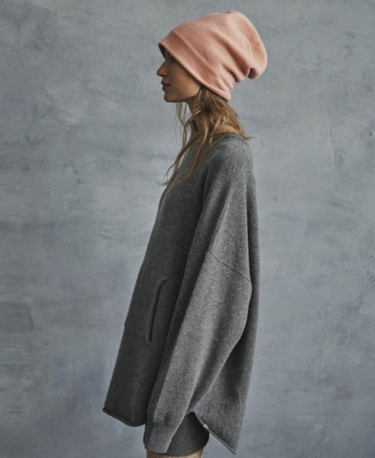 extreme cashmere hat and sweater @wendelavandijk_shop