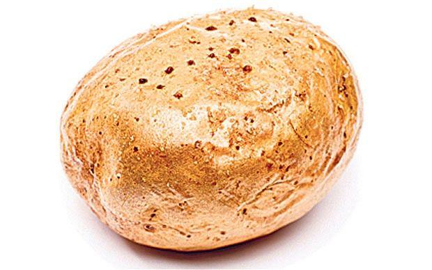 Baked potato bouillon
