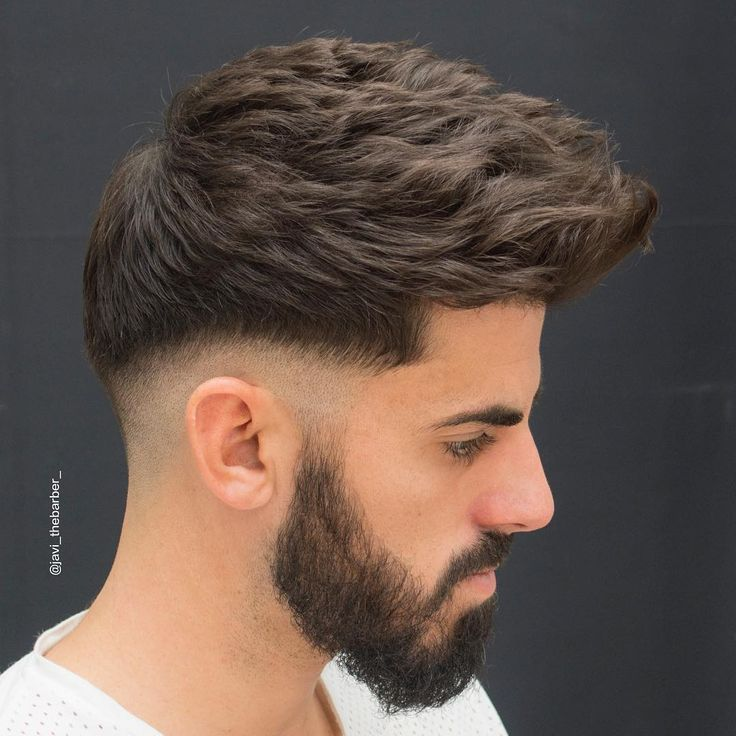 What are the best haircuts and hairstyles for men with thick hair? This is a common question that we get from our readers. Many guys seek out our help and advice on how to style thick hair. My hair is totally