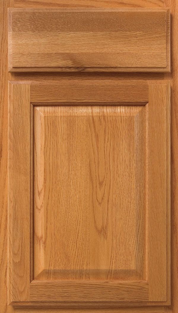 Westbury oak cabinet doors are available in five different for Aristokraft oak kitchen cabinets