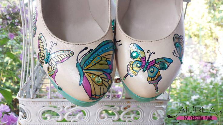 Butterflies platform via Atelier A!UREA  *comenzi si detalii produs: 0733 303 038 (whatsApp), contact@atelieraiurea.ro