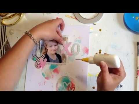 Process Video 9x12 Layout with Connie