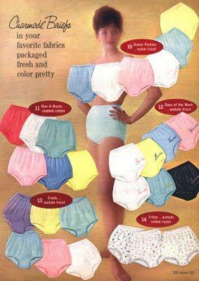 Vintage Panty Ads 109