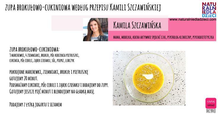zupa- Kamila Szczawińska