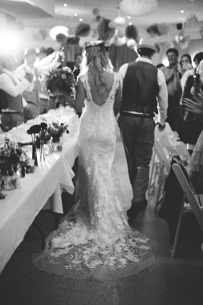 Reception Entrance | Byron Bay Wedding » Sophie Baker Photography | Fine Art & Documentary Wedding Photographer