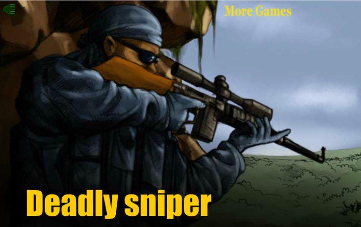 Te han enviado en una misión bien peligrosa donde tendrás que eliminar a varios sujetos con capucha roja, desde lejos tendrás que dispararle con tu francotirador, pero ten cuidado que no te descubran.
