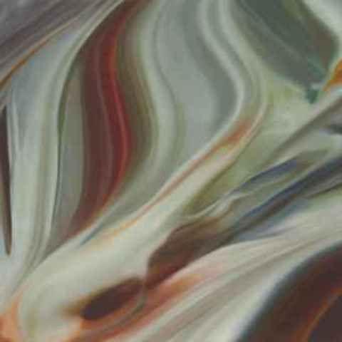Gerhard Richter (b. 1932), Ausschnitt (Kreutz), (Detail (Kreutz)).  Photo: Christie's Images Ltd., 2011