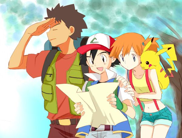 17 Best images about T... Original Pokemon Ash