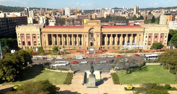 Natural History Museum Pretoria from above - Heritage Portal - 2014