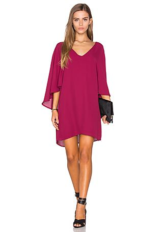 cupcakes and cashmere Hazel Dress in Gypsy Soul   REVOLVE