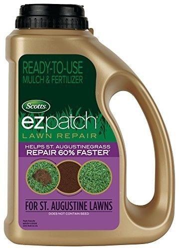 Scotts-EZ-Patch-Lawn-Repair-St-Augustine-Lawns-Grass-Fertilizer-Seeds-Garden-Sun