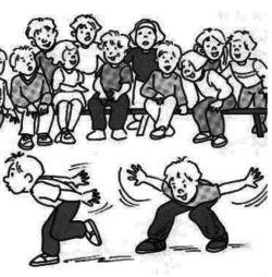 Des jeux dansés à la danse