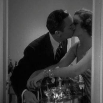 The Thin Man: William Powell and Myrna Loy. My favorite classic film couple. @Mark Neal