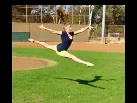 How To Create A Gymnastics Floor Routine With Coach Meggin!