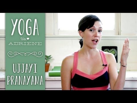 ▶ Ujjayi Breathing | Yoga with Adriene - YouTube