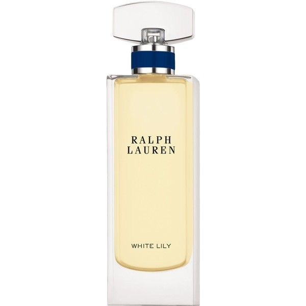 Ralph Lauren White Lily (EDP) found on Polyvore featuring beauty products, fragrance, eau de perfume, ralph lauren perfume, ralph lauren, ralph lauren fragrances and eau de parfum perfume