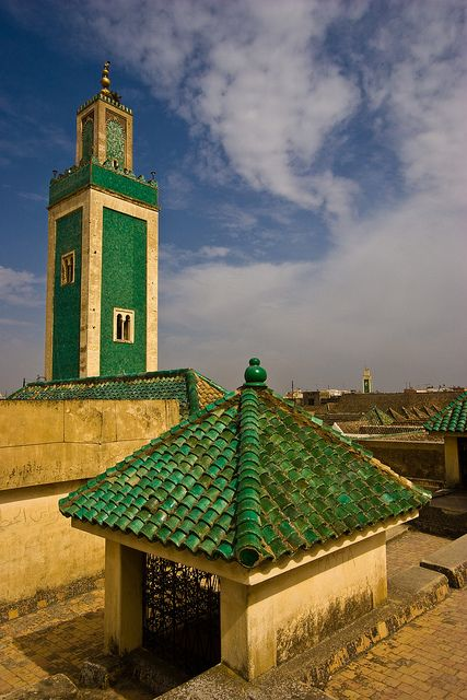 Interesting Meknes - http://www.travelandtransitions.com/destinations/destination-advice/africa/morocco-travel-map-things-todo/